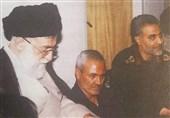 روایت حضور رهبر انقلاب به همراه حاج قاسم در منزل شهید عظیمپور