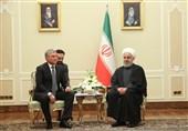 روحانی: توافقات ایران و روسیه گامبهگام در حال اجراست/ ما علاقهمند به گسترش تنش در منطقه نیستیم