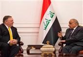 پامپئو: آماده مذکرات جدی درباره حضور نیروهای آمریکایی در عراق هستیم