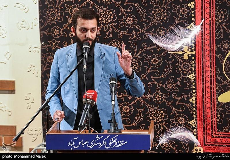 روضهخوانی شاعران| ترانهای تقدیم به حضرت محسن (ع) + فیلم