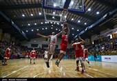 لیگ برتر بسکتبال| نهمین پیروزی متوالی شهرداری گرگان