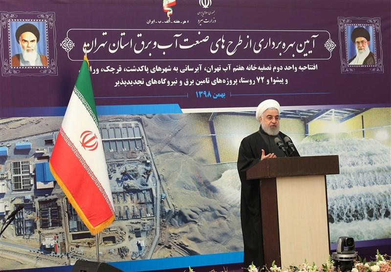 روحانی: زندگی مردم در این 2 سال سخت شد / شرایط غیرقابل پیشبینی بود