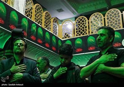 نخستین شب عزاداری ایام فاطمیه در بیتالزهرا (س) - کرمان