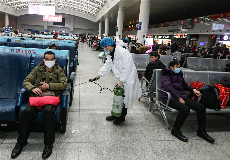 New Coronavirus Cases in China Fall for Second Day
