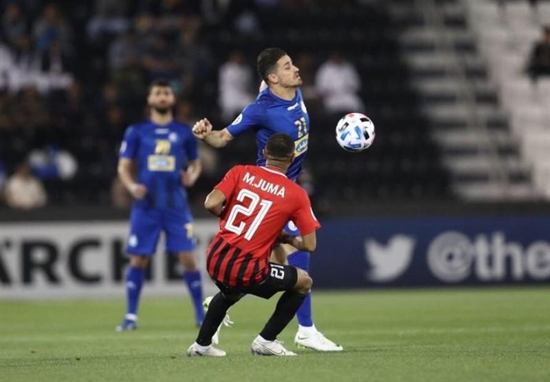 اعلام برنامه بازیهای استقلال در گروه A لیگ قهرمانان آسیا