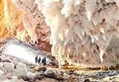 گزارش تسنیم نتیجه داد؛ فعالیتهای تجاری در محدوده غارنمکدان جزیره قشم با دستور قضایی متوقف شد
