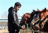 سردار آزمون با رکوردشکنی، در اسبدوانی هم لژیونر شد + عکس