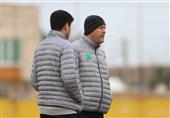 حضور سرمربی جدید تیم ملی ایران در تمرین فولاد + عکس