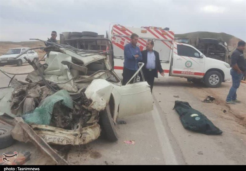 گزارش|چرا تصادف در محور شاهرود ـ سبزوار از سایر جادهها بیشتر است؟