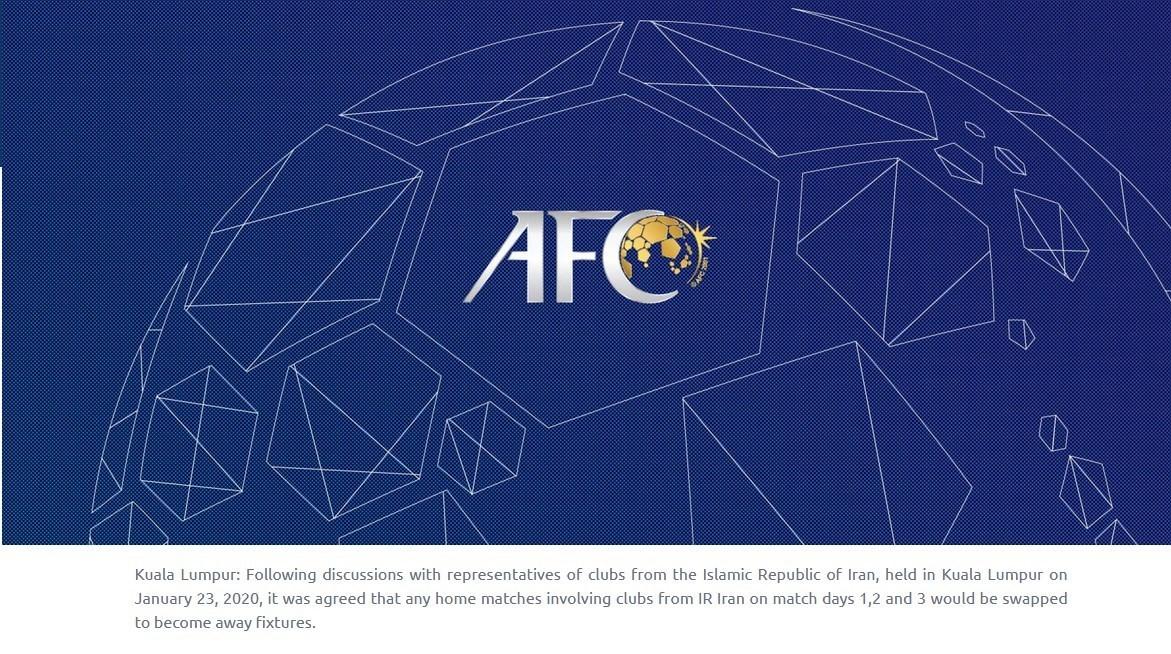کنفدراسیون فوتبال آسیا (AFC) , لیگ قهرمانان آسیا ,