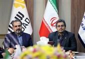 ارائه درگاه پرداخت الکترونیک سداد بر روی سامانه ایران نوآفرین