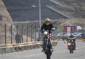 دادستانی همدان با موتورسواران متخلف و مزاحم برخورد میکند