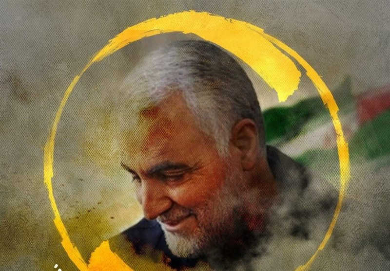 """""""نیت لالهها"""" برای پاسداشت مقام شهید سلیمانی منتشر شد + صوت"""