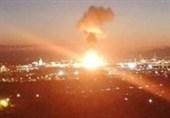 یمن؛ الحدیدہ پر سعودی جنگی جہازوں کی بمباری