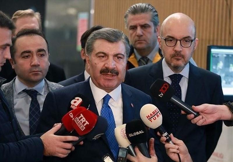 وزیر بهداشت ترکیه: پرواز روز گذشته از ایران هیچ مبتلایی به کرونا نداشت