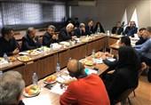پنجاهوهشتمین نشست هیئت اجرایی کمیته ملی المپیک برگزار شد