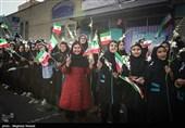 زنگ جشن انقلاب در استان زنجان به صدا درآمد