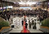 مراسم سالروز ورود تاریخی امام خمینی(ره) به کشور در فرودگاه مهرآباد