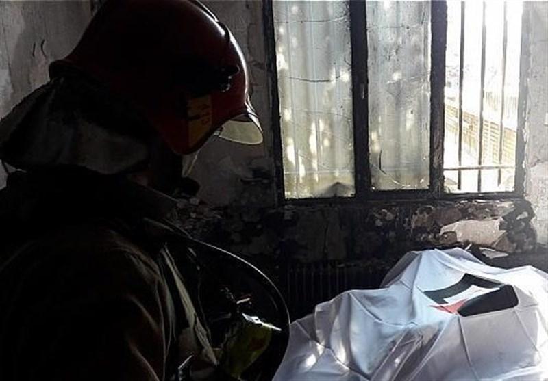 کشف پیکر سوخته دختر 20 ساله بین شعلههای آتش + تصاویر