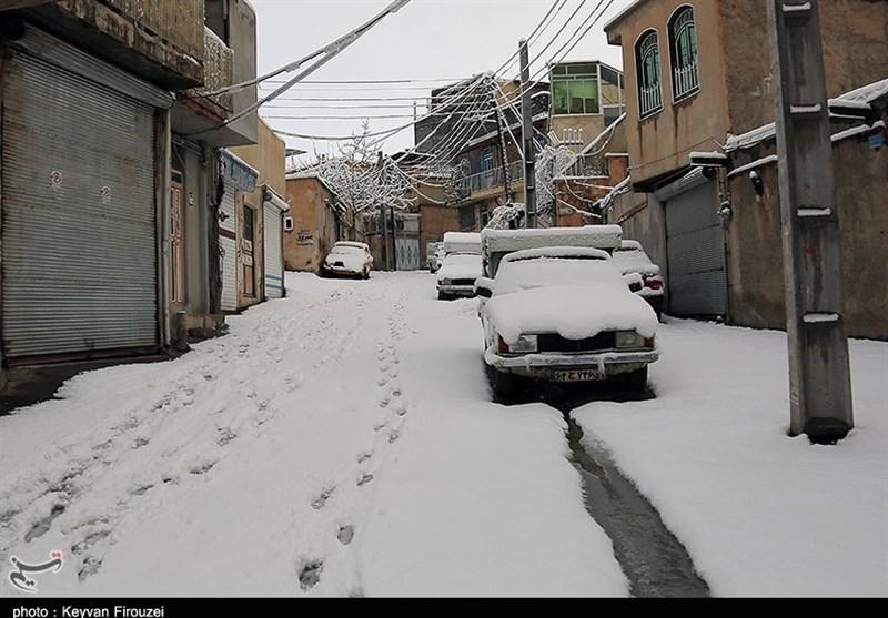 هشدار کاهش 15 درجه ای دما/ برف و باران گسترده در 27 استان