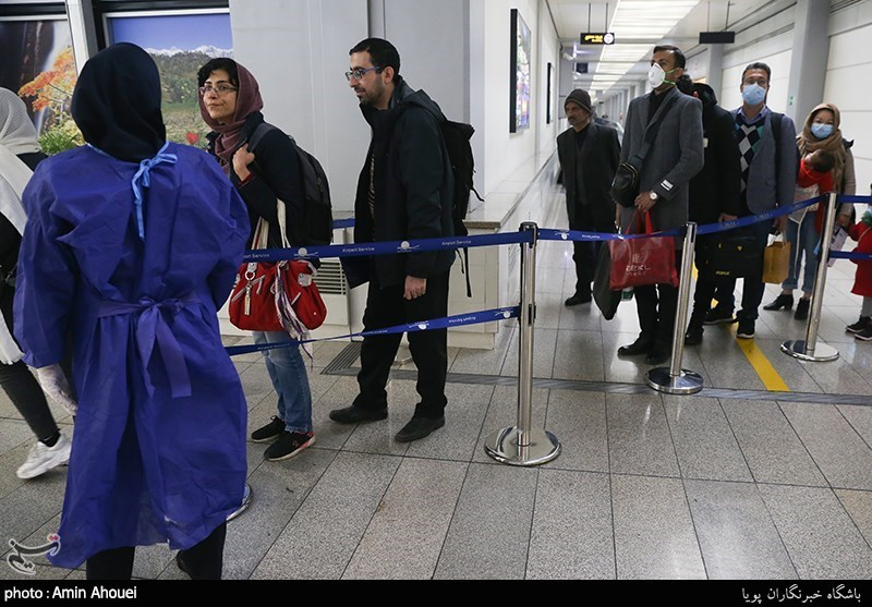 Iran Bars Travelers from 32 Countries to Contain Pandemic