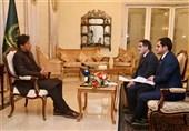 عمران خان: پاکستان مانع جنگ بین ایران و عربستان شد