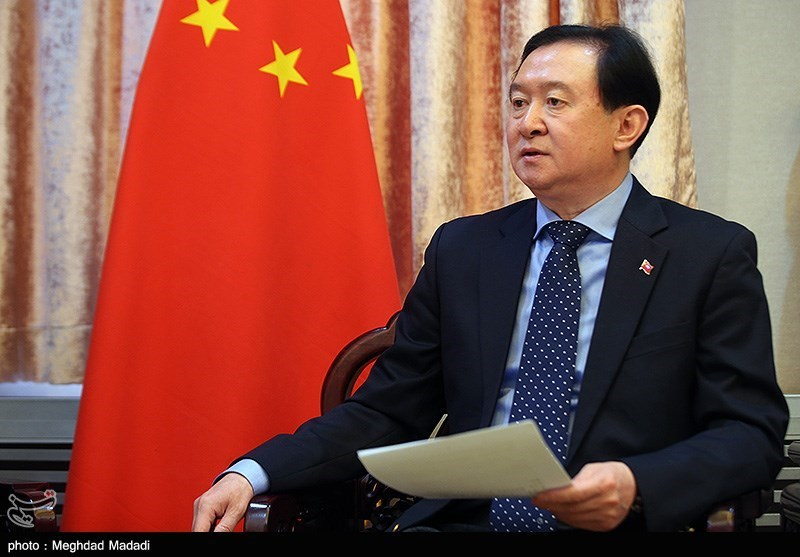 Envoy Thanks Iran's Zarif for Voicing Support for China