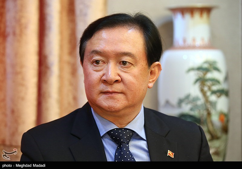 Envoy Hails Iran as China's Strategic Partner