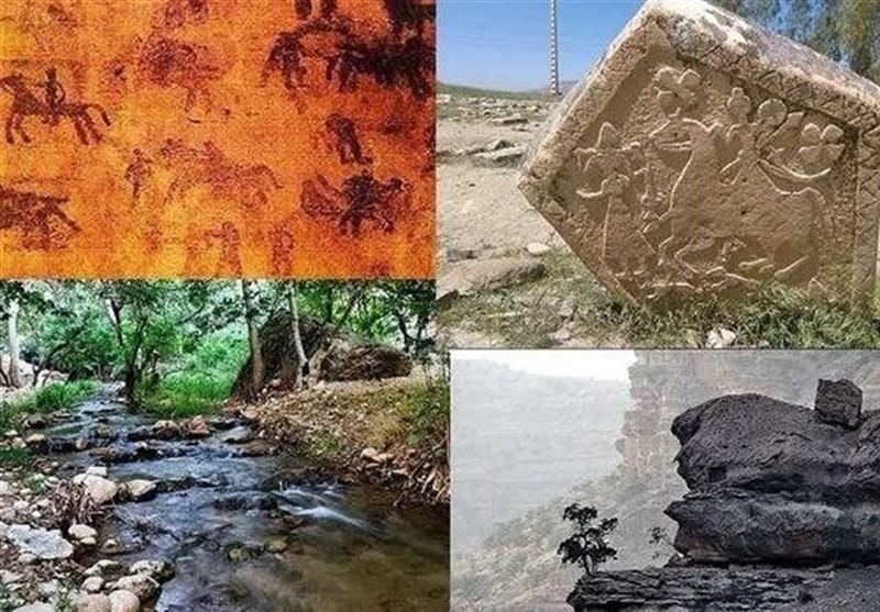 آثار تاریخی جدید در کوهدشت شناسایی و ثبت ملی میشود