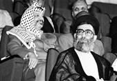 """بازخوانی هشدار تاریخی آیتالله خامنهای به عرفات؛""""سیاست سازش با متجاوز را تجویز نکنید"""""""