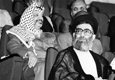 """بازخوانی هشدار تاریخی آیتالله خامنهای به عرفات؛ """"سیاست سازش با متجاوز را تجویز نکنید"""""""