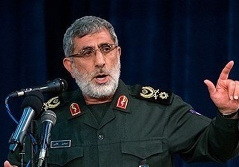 IRGC Quds Force Chief: US May Face Revenge at Home