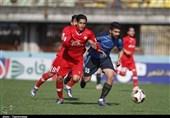 لیگ دسته اول فوتبال| شکست خانگی سپیدرود مقابل شاگردان عنایتی