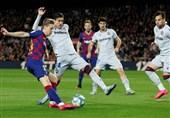 برشلونة یستأنف أولى مباریاته بعد التوقف بسبب کورونا