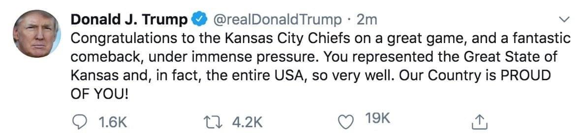 دونالد ترامپ , رئیسجمهور آمریکا ,
