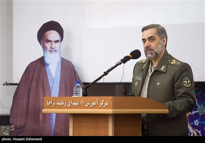 امیر آشتیانی: توان موشکی، پدافند هوایی، پهپادی، سایبری و رزم نوین از اولویتهای وزارت دفاع خواهد بود