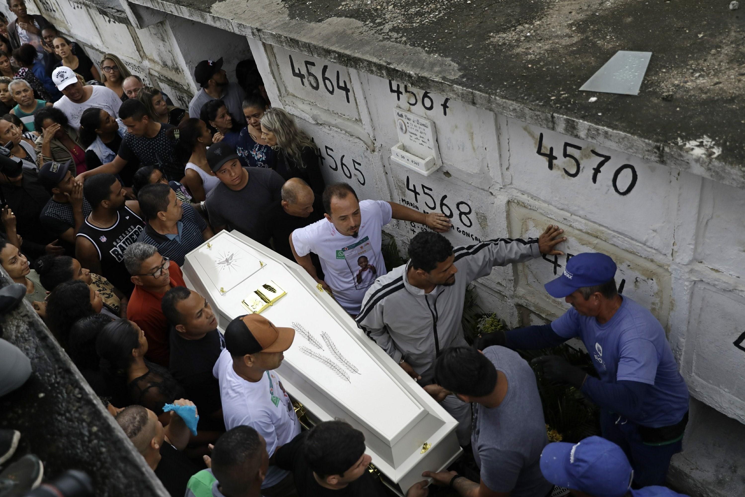 برزیل| ثبت بیش از 65 هزار فقره قتل فقط در یک سال!