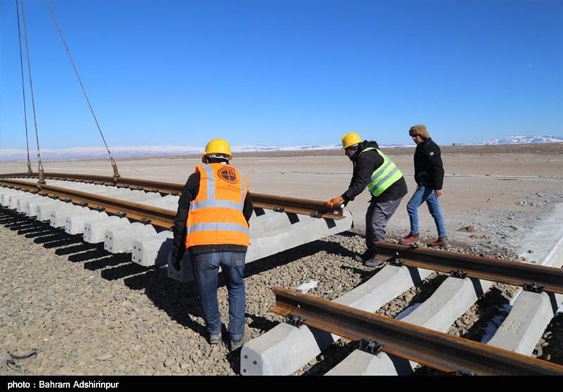بهرهبرداری از 471 کیلومتر پروژه ریلی در کشور تا پایان سال
