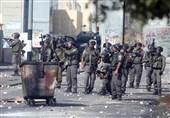 زخمی شدن 40 فلسطینی در حمله نظامیان صهیونیست
