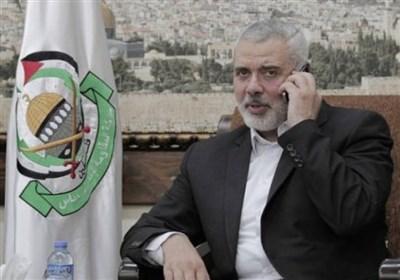 فلسطین| رایزنی تلفنی هنیه با معاون لاوروف درباره مقابله با کرونا