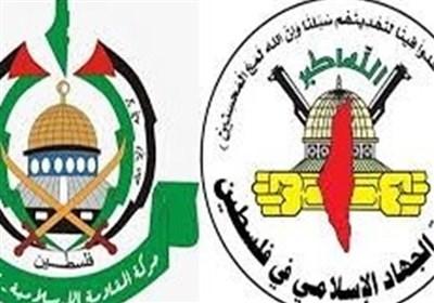 واکنش حماس و جهاد اسلامی به عملیات ضد صهیونیستی در کرانه باختری/ تاکید علمای فلسطین بر تحریم رسانههای سازشکاران عرب