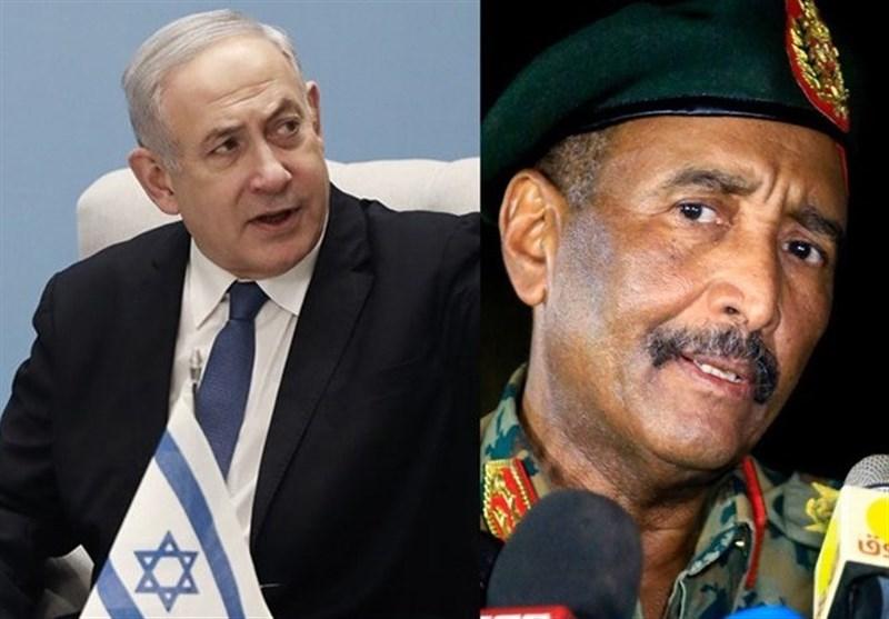 گزارش| دیدار جنجالی برهان با نتانیاهو؛ عادیسازی برای یک مشت دلار