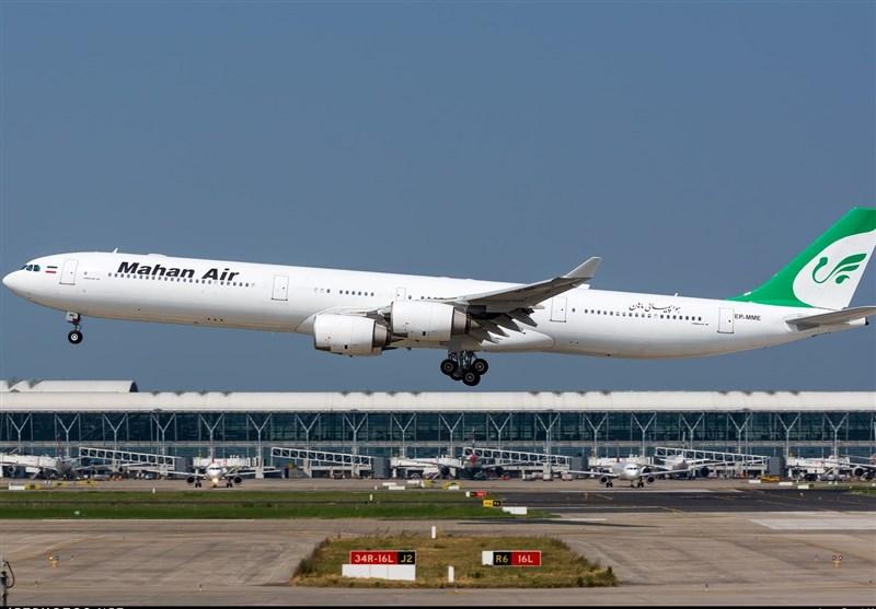 اولین پرواز بازگشت ایرانیها از هند انجام شد