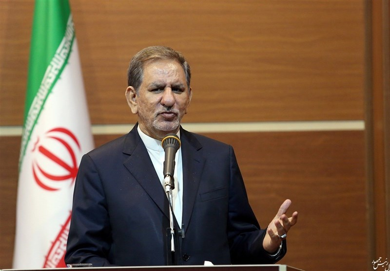 Iranian VP Returns to Work after Testing Negative for Coronavirus