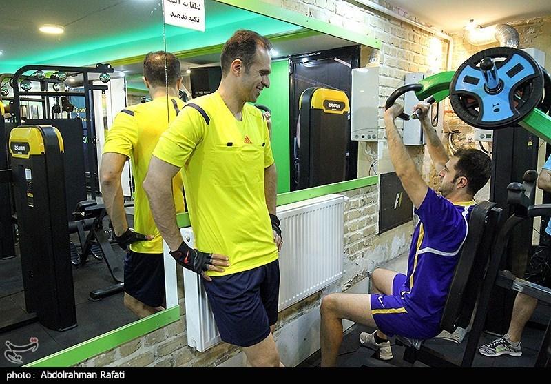 داوران فوتبال ایران , دربی پایتخت ,