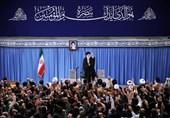 اقشار مختلف مردم با امام خامنهای دیدار کردند