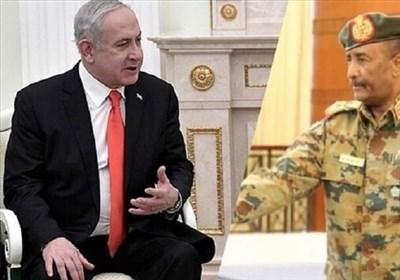 ادامه رویکرد سازشکارانه حاکمان نظامی سودان؛ تماس تلفنی البرهان و نتانیاهو