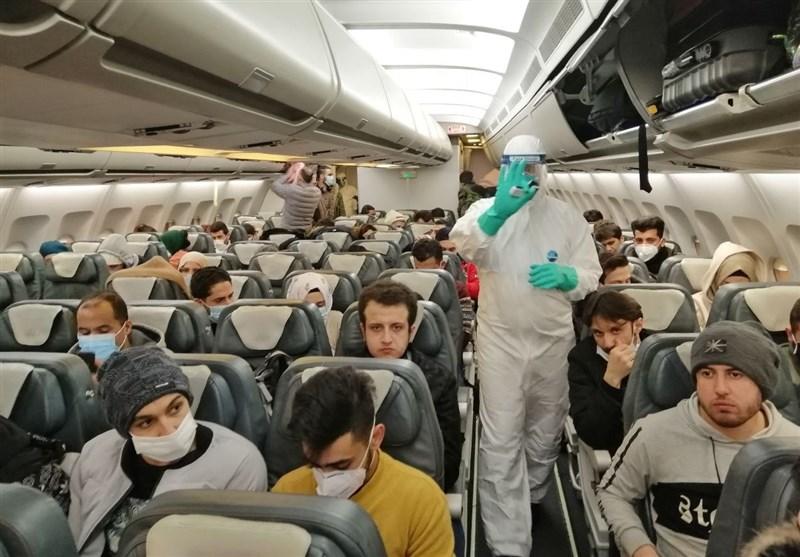 Iranian Flight Evacuates Students from China's Wuhan