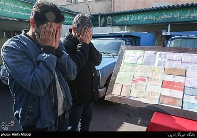 دستگیری باند جاعلان حرفه ای پایتخت