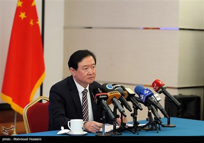 China's First Batch of Assistance Arrives in Iran: Envoy
